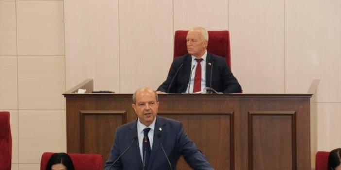 KKTC'de Barış Pınarı için ortak komisyon