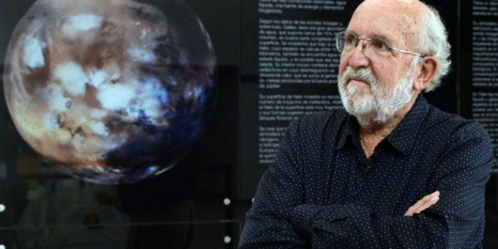 Nobel Ödülü alan Mayor: İnsanlık Güneş Sistemi'nin dışına çıkamayacak