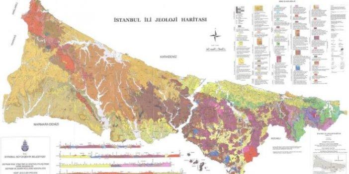 İstanbul zemin haritası çıkarıldı: Hangi bölgeler daha riskli?