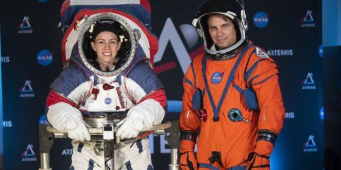 NASA, astronotların yeni giysilerini görücüye çıkardı
