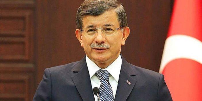 Ahmet Davutoğlu'ndan o haberler üzerine sert açıklama
