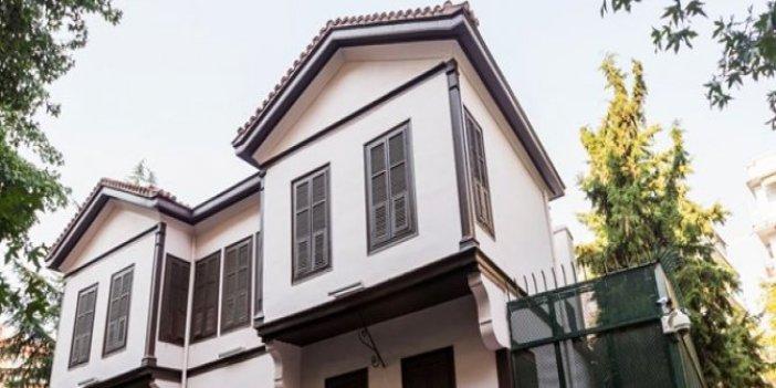 Selanik'te Atatürk Evi'ne saldırı girişimi