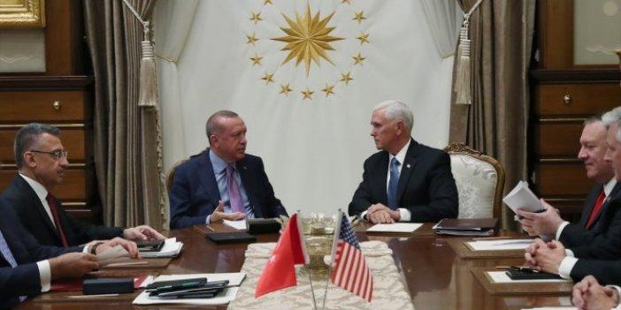 ABD ile Türkiye o maddelerde anlaştı