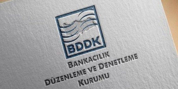 BDDK'dan yeni yapılandırma kararı