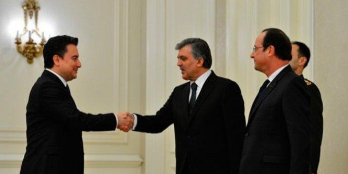 Yeni partide Abdullah Gül krizi