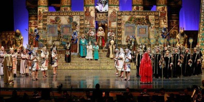 Aida bu kez 3 bin kişinin önünde oynanacak