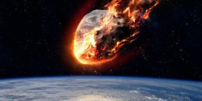 NASA, 650 metrelik asteroitin Dünya'nın yakınından geçeceğini açıkladı