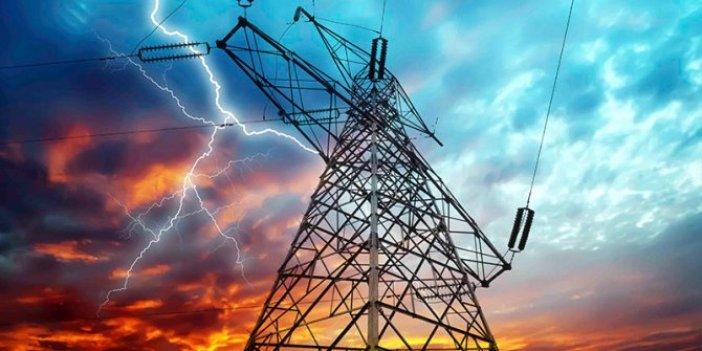Elektrik üreticileri kapısına kilit vurdu!