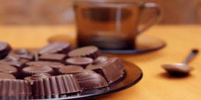 Çikolata ve çayda tehdit sürüyor!