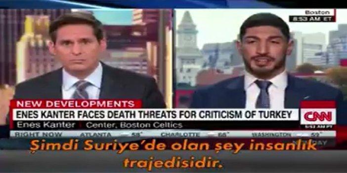 FETÖ'cü Enes Kanter'den Türkiye'ye skandal sözler