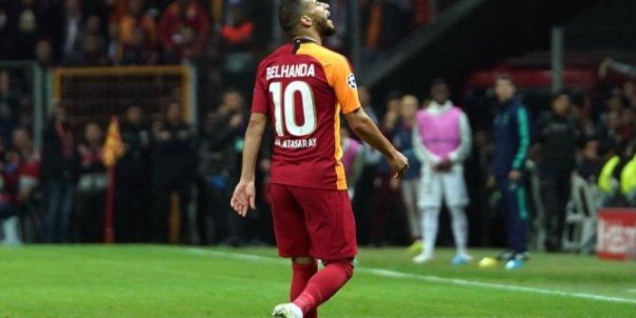 Younes Belhanda Galatasaraylılardan özür diledi