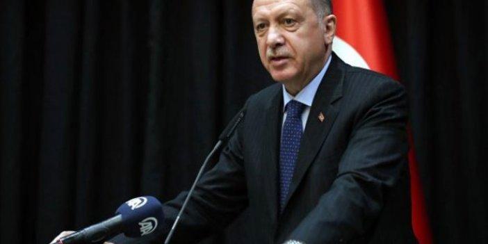 Erdoğan'da Bağdadi mesajı