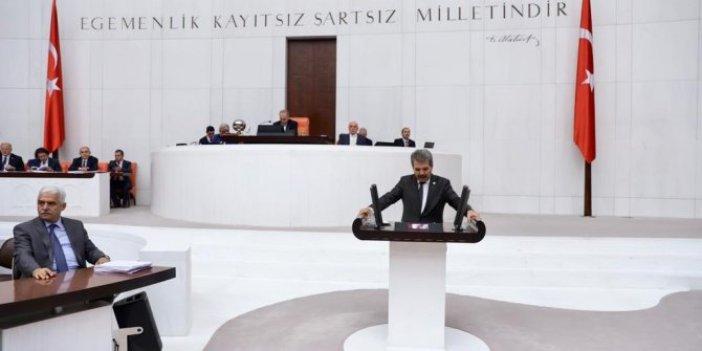 İYİ Parti'den Milli Eğitim Bakanı'na soru önergesi