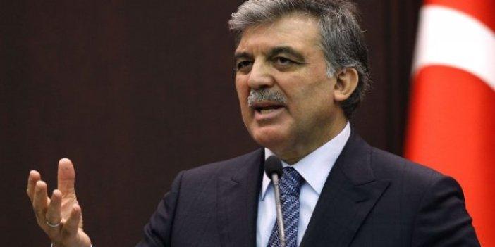 Abdullah Gül Davutoğlu'na neden tavır aldı?