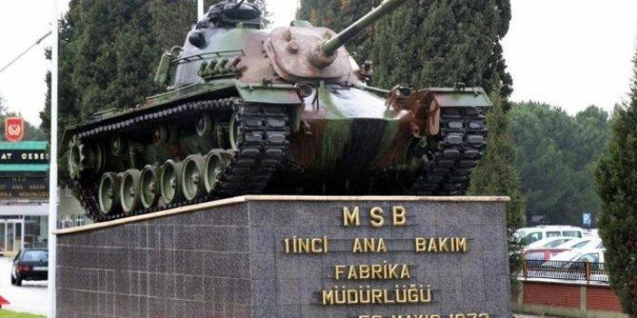 """CİMER'e Tank Palet tepkisi: """"Gerçekten saklayacak bir şeyleri var"""""""