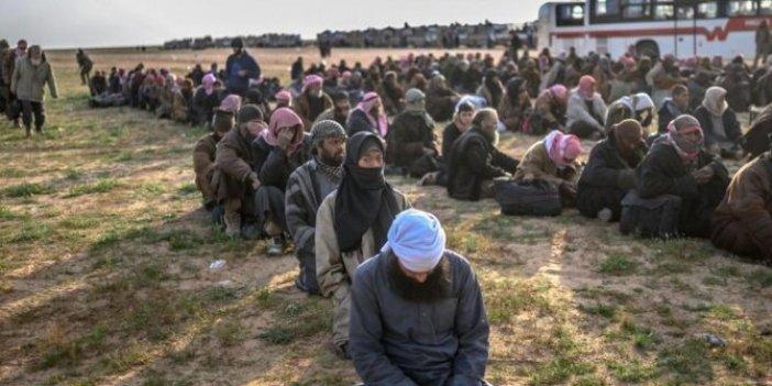 Türkiye'ye getirilecek IŞİD'çiler serbest bırakılabilir!