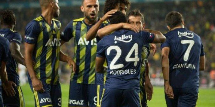 Fenerbahçe - Konyaspor 5-1 (Maç özeti)
