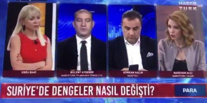 Nagehan Alçı'dan bir skandal daha!
