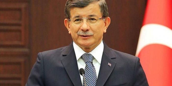 Davutoğlu AKP'ye karşı özel strateji hazırlıyor!