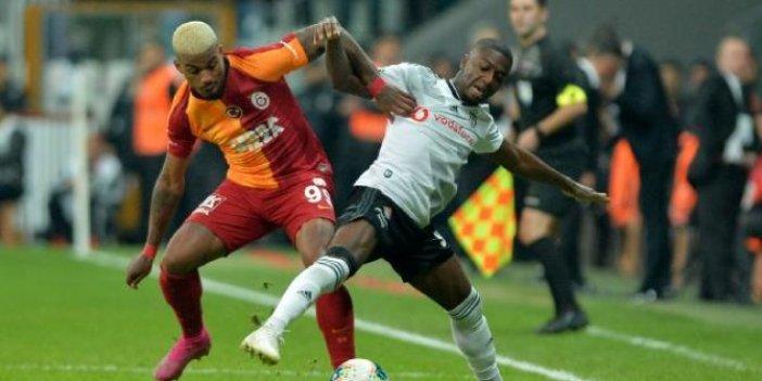 Beşiktaş - Galatasaray 1-0 (Maç özeti)