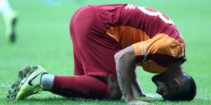 Galatasaray darmadağın