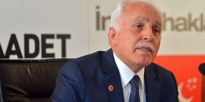 Saadet Partisi eski lideri Mustafa Kamalak'tan ittifak açıklaması