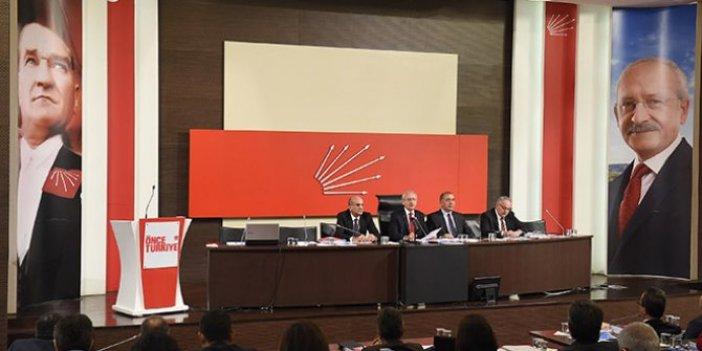 CHP Parti Meclisi üyelerine Cumhurbaşkanı'na hakaret davası