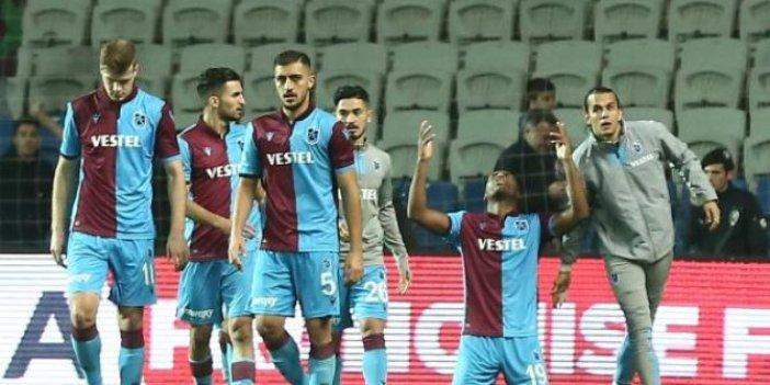 Başakşehir - Trabzonspor 2-2 (Maç özeti)