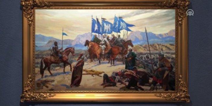 Saray'ın hazırladığı 29 Ekim videosunda Atatürk'e yer yok!