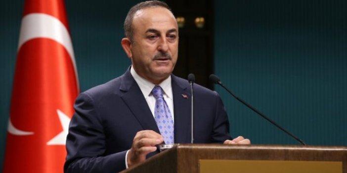 Dışişleri Bakanı Çavuşoğlu'ndan Arap Birliği yorumu