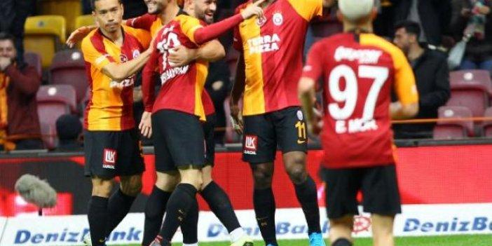 Galatasaray - Çaykur Rizespor 2-0 (Maç özeti)