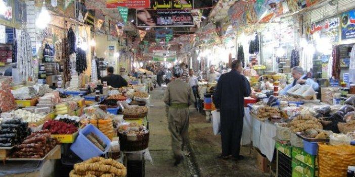 Irak'ın kuzeyinde Türkiye boykotu