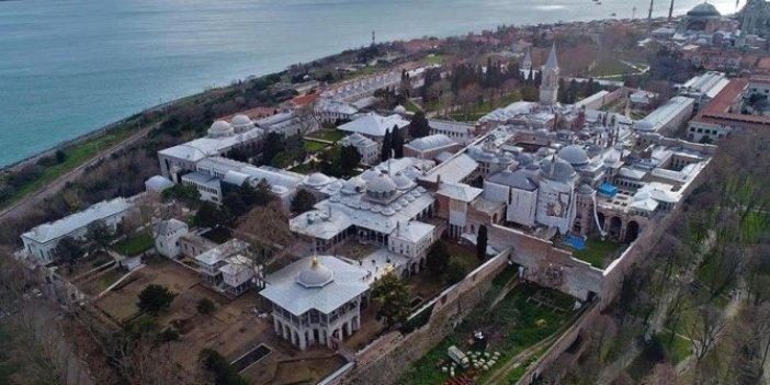 """""""Topkapı Sarayı'nı restorasyon faciası bekliyor"""""""