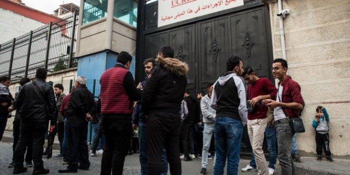 Suriyeliler için verilen süre 3. kez mi uzatılıyor?