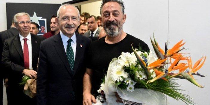 Kılıçdaroğlu ve Yavaş'tan Cem Yılmaz'a ziyaret
