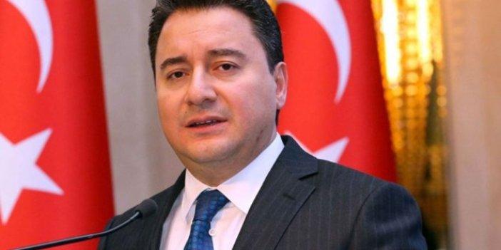 Ali Babacan'ın kuracağı partiyle ilgili yeni gelişme