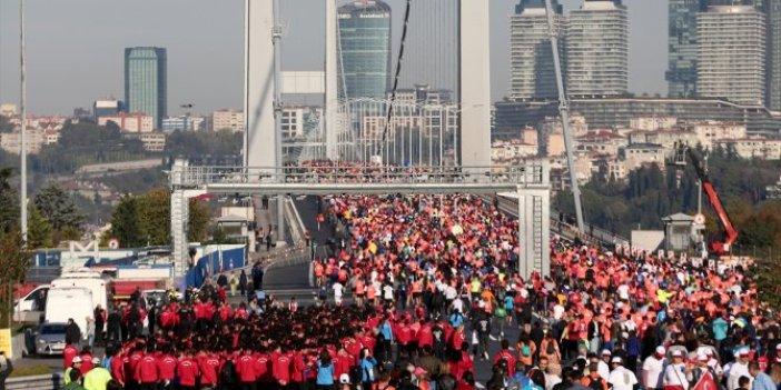 İstanbul Maratonu'nu Daniel Kipkore kazandı