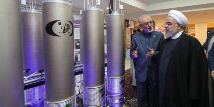 İran'dan gelişmiş santrifüj adımı