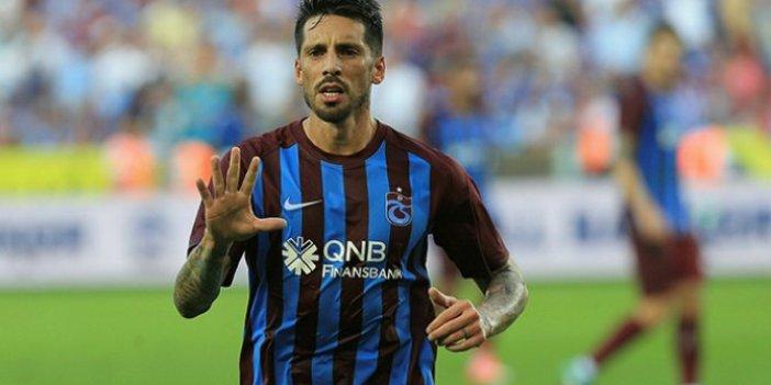 Jose Sosa, Trabzonspor'da kalıyor!