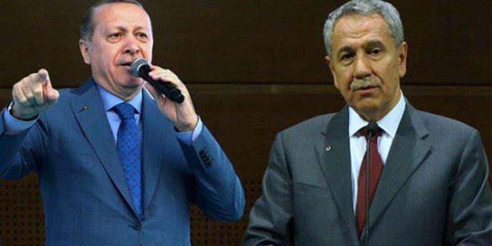 Cumhurbaşkanı Erdoğan'dan Bülent Arınç'a: Esefle karşıladım