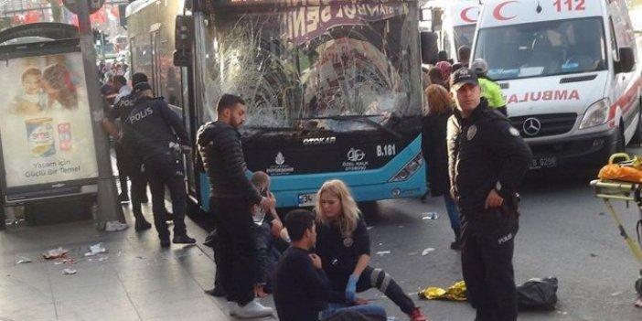 Beşiktaş'ta dehşet saçan şoförden itiraf