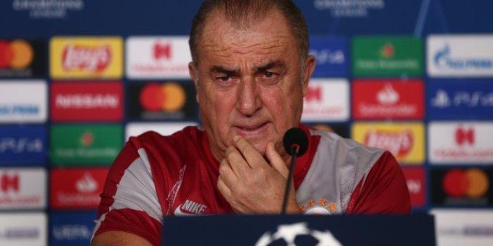 Real Madrid maçı öncesi Fatih Terim'den açıklamalar