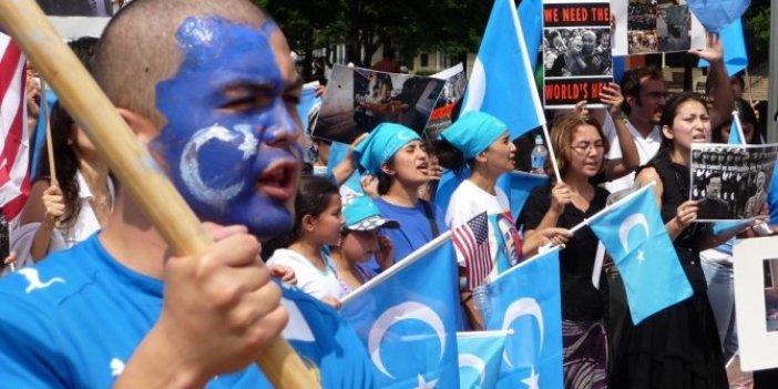 ABD'den Çin'e Doğu Türkistan tepkisi