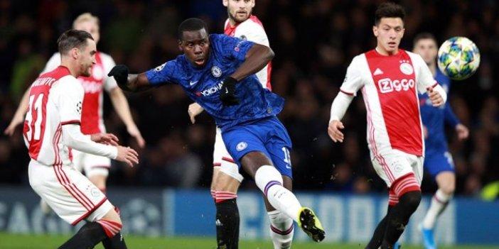 Chelsea - Ajax 4-4 / Maç özeti
