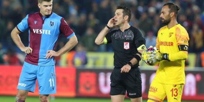 Trabzonspor'dan TFF'ye kural hatası başvurusu