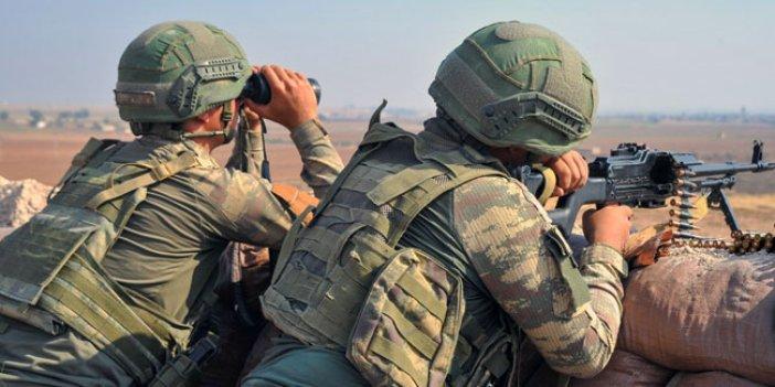 MSB: Teröristler 11 taciz ateşi gerçekleştirdi