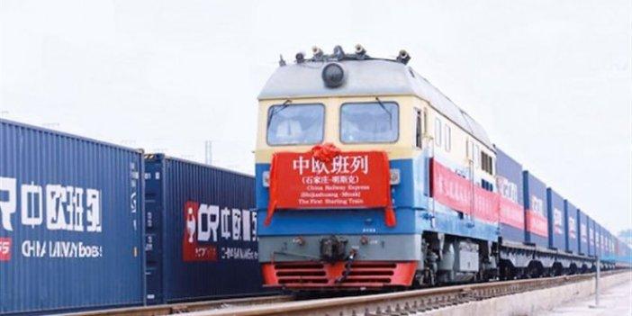 Dışişleri Bakanlığından o trene ilişkin açıklama