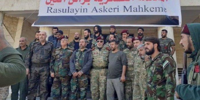 Barış Pınarı bölgesinde askeri mahkeme kuruldu
