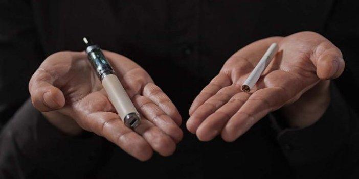 """""""Elektronik sigara alternatif değil"""""""