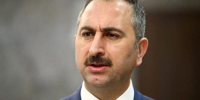 Adalet Bakanı'ndan FETÖ açıklaması